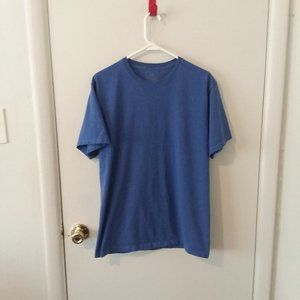 Men's Fruit of the Loom Blue Classic Tee